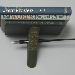 writing shelf