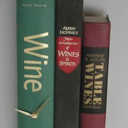 Wine spines